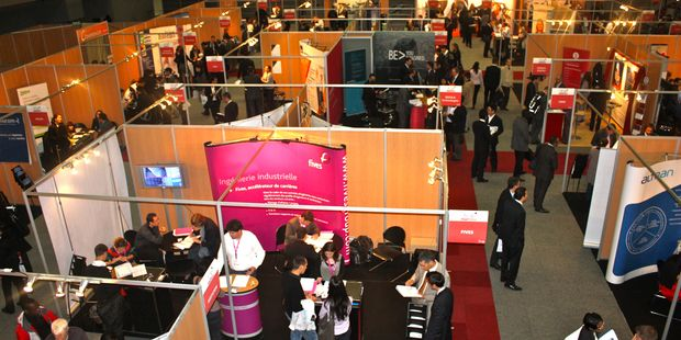optimiser un salon de recrutement
