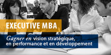[Publi-Information] : L'Executive MBA – Sup de Co Montpellier Business School