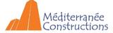 MEDITERRANEE CONSTRUCTIONS Filiale du groupe de construction BERNADET